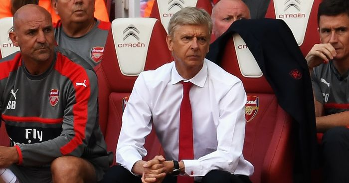 Arsene Wenger: Couldn't guide his team to a win against Liverpool