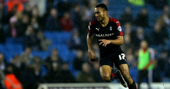 Grant Ward: Winger spent last season on loan at Rotherham