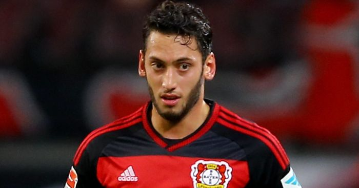 Hakan Calhanoglu: Linked with Prem move
