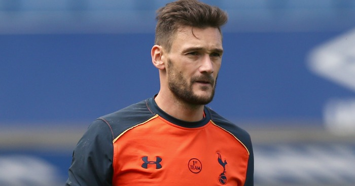 Hugo Lloris: Delighted to be back in the Champions League