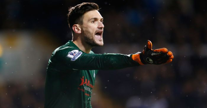 Hugo Lloris: Not concerned about transfers