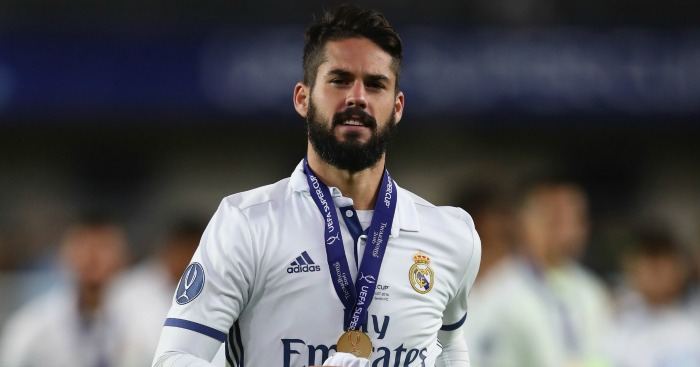 Isco: Real Masdrid star wanted by north London pair