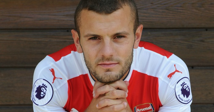 Jack Wilshere: 'Very big year' for Arsenal midfielder