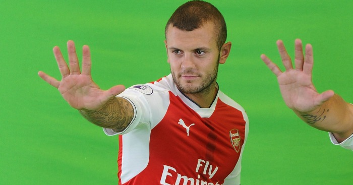 Jack Wilshere: Joins Bournemouth on loan