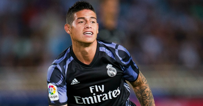 James Rodriguez: Tracked by Chelsea