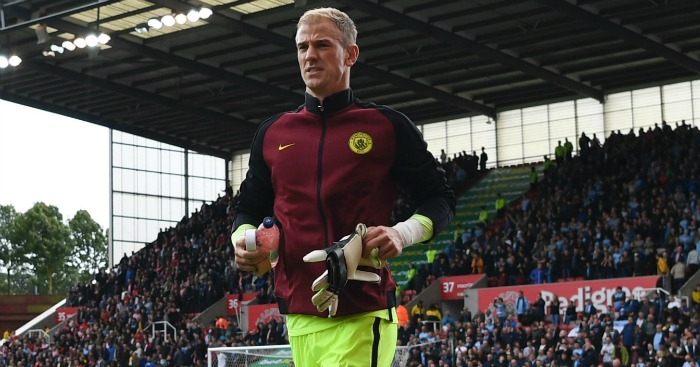 Joe Hart: Not rated by new City boss Guardiola