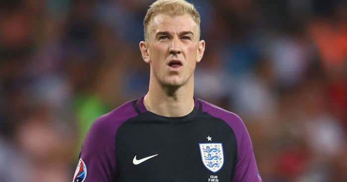 Joe Hart: Heading towards exit door