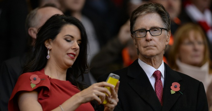 John Henry: Takes to Twitter to deny claims