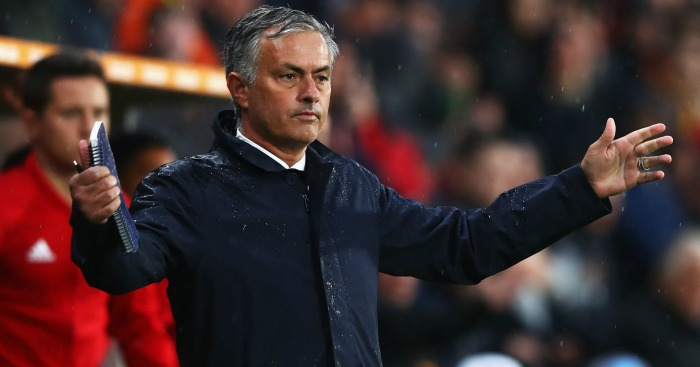 Jose Mourinho: On a run of three straight defeats