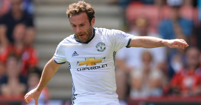 Juan Mata: Told he's part of Red Family