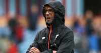 Jurgen Klopp: Watches the action at Turf Moor