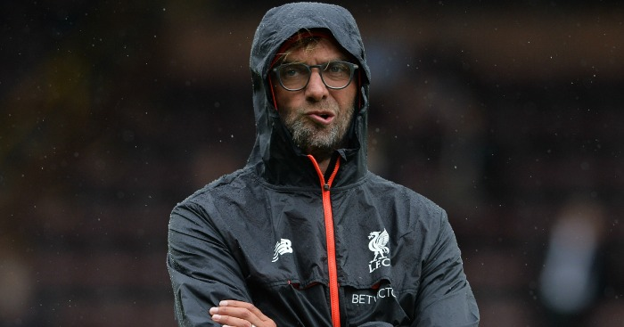 Jurgen Klopp: Ready for the transfer window to close