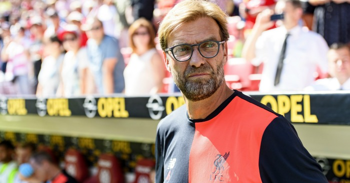 Jurgen Klopp: Pulled out of deals for duo