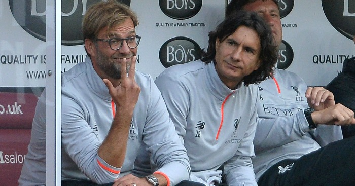 Jurgen Klopp: Not impressed with what he saw at Burnley
