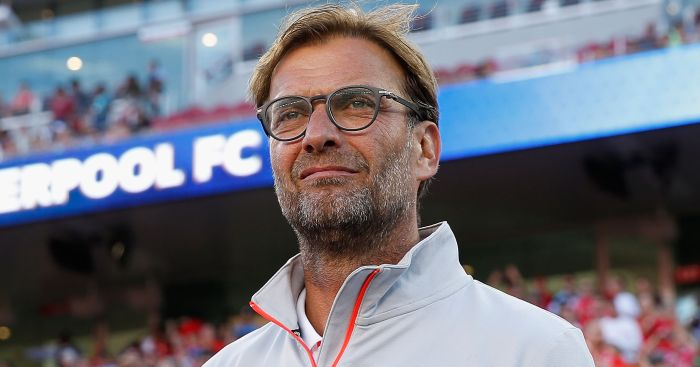 Jurgen Klopp: Not concerned about England players