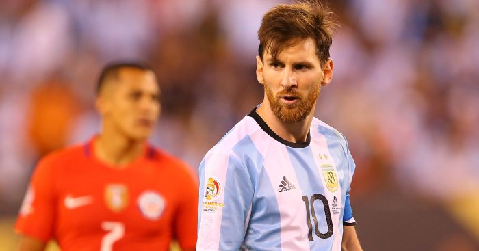 Lionel Messi: Reverses retirement decision