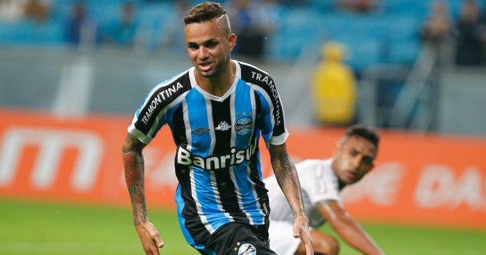 Luan Vieira: Has Liverpool move blocked