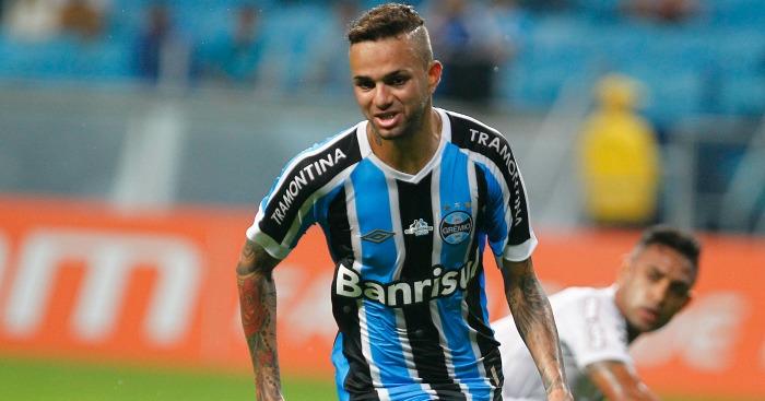 Luan: Linked with Premier League move