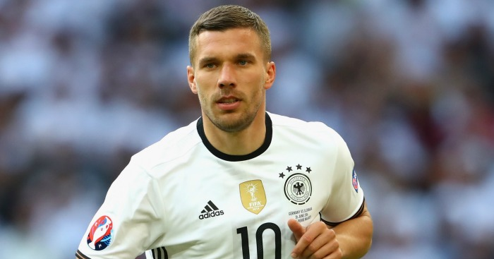 Lukas Podolski: Retires from international football