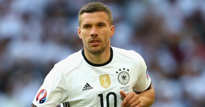 Lukas Podolski: Retires from international football