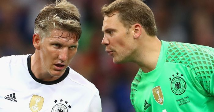 Manuel Neuer: Defends fellow compatriot