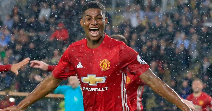 Marcus Rashford: Under Real Madrid's watchful eye