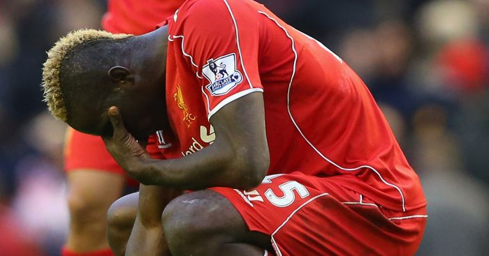 Mario Balotelli: Struggled during his time at Liverpool