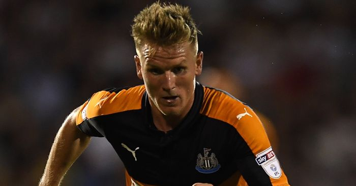 Matt Ritchie Newcastle
