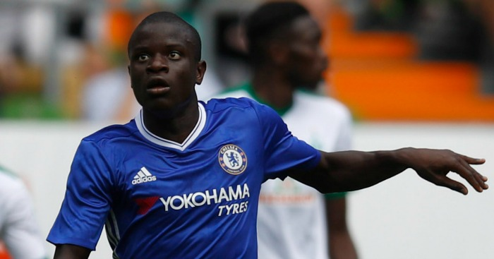 N'Golo Kante: Starring for Chelsea