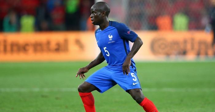 N'Golo Kante: Midfielder preparing for debut Chelsea campaign