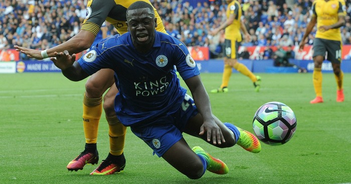 Nampalys Mendy Leicester