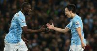 Yaya Toure and Samir Nasri: Still have City future