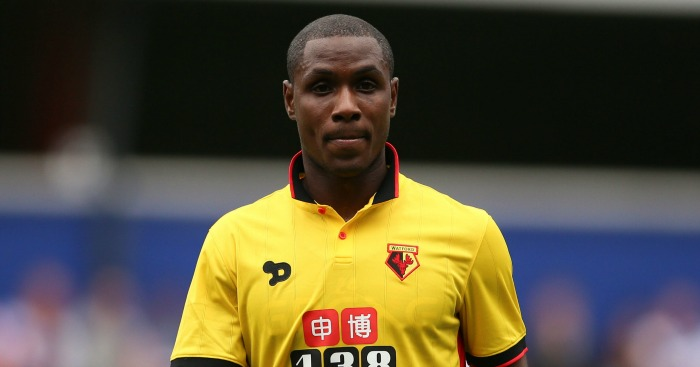 Odion Ighalo: Linked with WBA