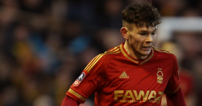 Oliver Burke: Linked with a Premier League switch