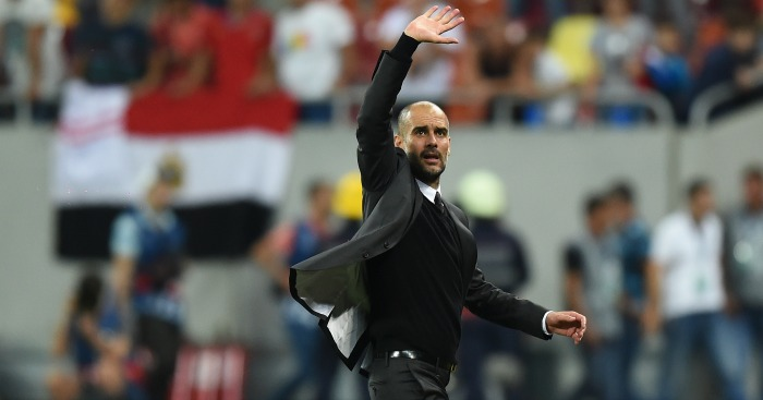 Pep Guardiola: Happy with Hammers win