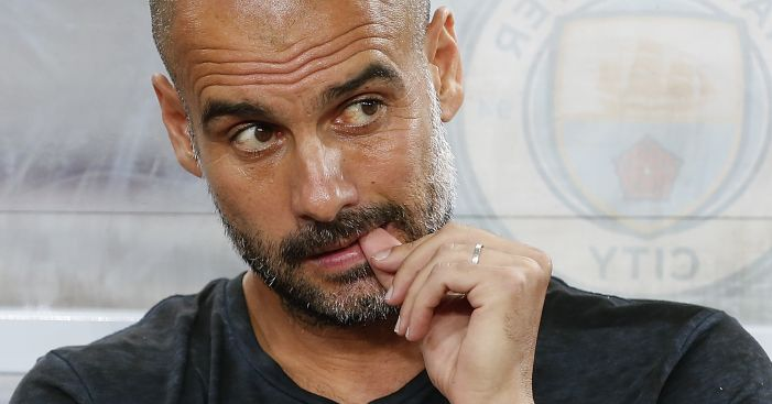 Pep Guardiola: Anxious wait for Man City boss