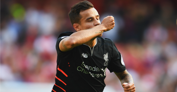 Philippe Coutinho: Not on Barca's radar