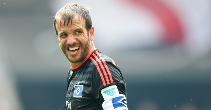Rafael van der Vaart: moves to Danish club