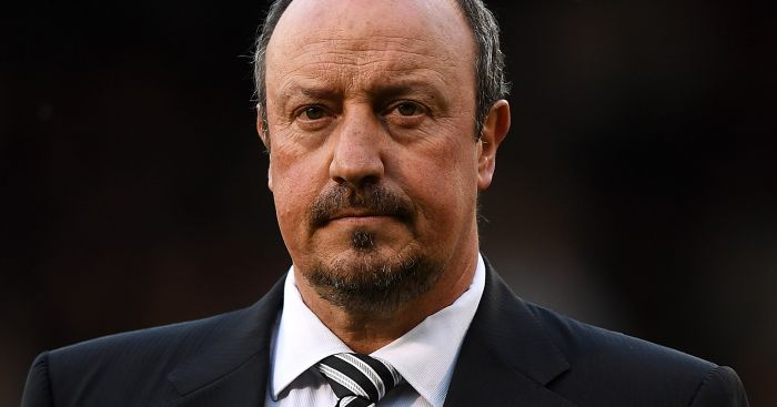 Rafael Benitez: Big fan of Gayle