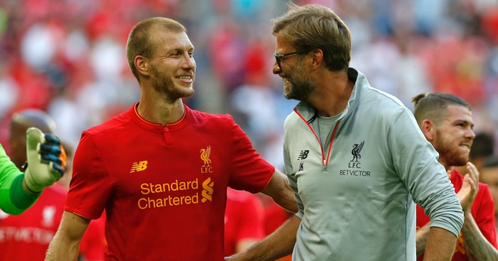 'Lucky' Klavan labels Klopp's coaching 'perfect'