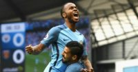 Raheem Sterling: In fine form for Man City this season