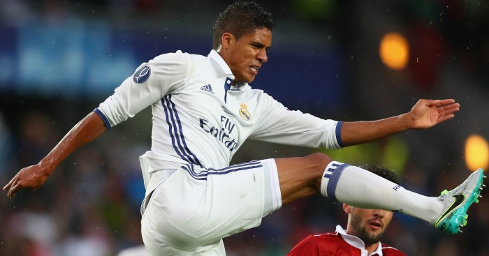 Raphael Varane: Real defender linked with United