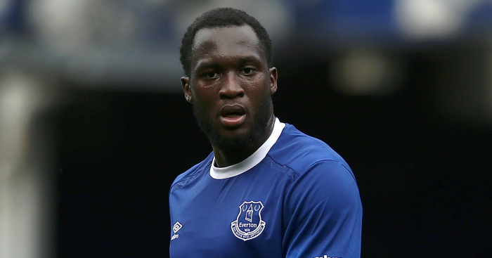 Romelu Lukaku: Looks set to stay at Everton