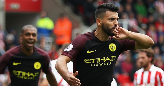 Sergio Aguero: In deadly goalscoring form