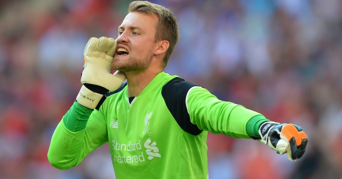 Simon Mignolet: Has lost his place to Loris Karius