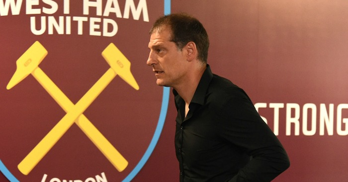 Slaven Bilic: Consulted with Payet over Ayew deal