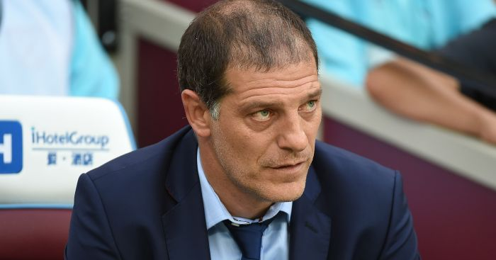 Slaven Bilic: Has plenty on his plate right now