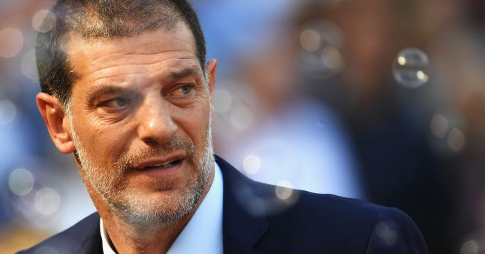 Slaven Bilic: On the hunt for new striker