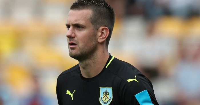 Tom Heaton Burnley