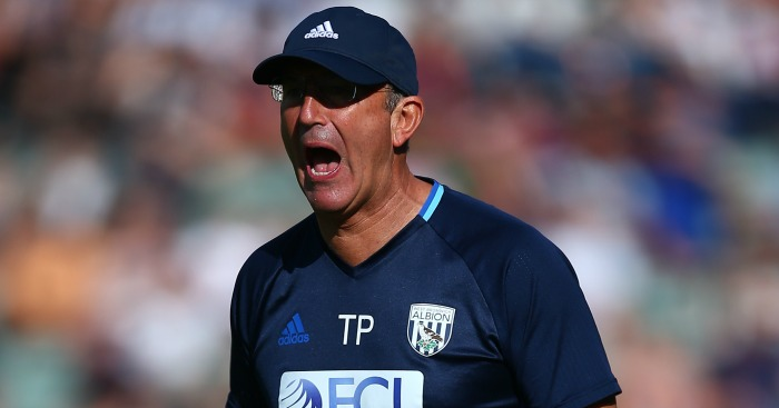 Tony Pulis: Manager worried by lack of transfers